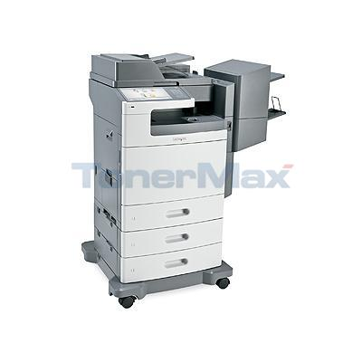 Lexmark X792dtpe